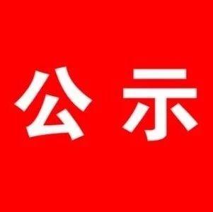 """第十一届连云港市""""十大杰出青年""""正式候选人公示通告"""